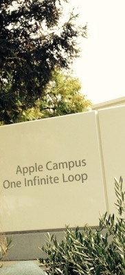 Apple Infinite Loop